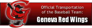 Official Transportation of the Geneva RED WINGS
